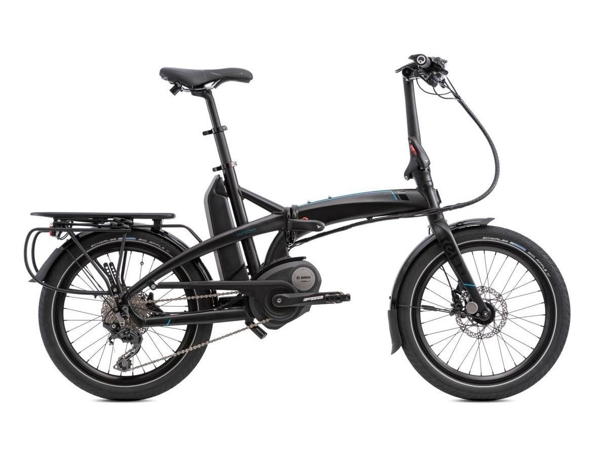 Bicicleta Electrica Plegable Tern Vektron S10