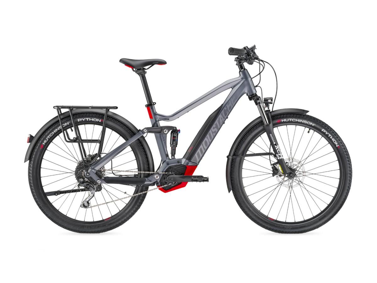 Bicicleta Electrica Mtb Moustache Samedi 27 Xroad Fs 3