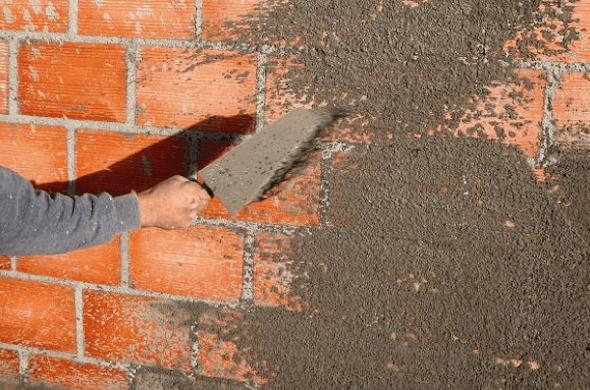 Como chapiscar uma parede-1