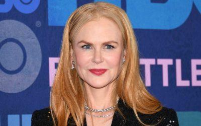 Nicole Kidman regresa a Australia para grabar una miniserie