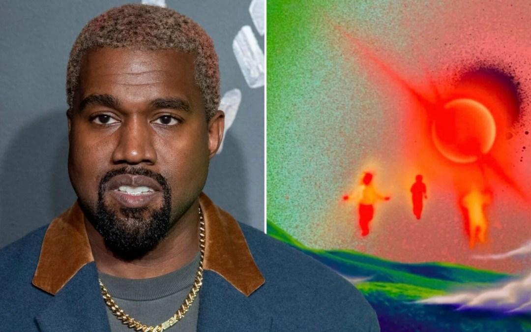 Kanye West publica por sorpresa su nuevo disco, Donda