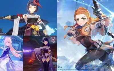 Genshin Impact 2.1: novedades, personajes, eventos y más