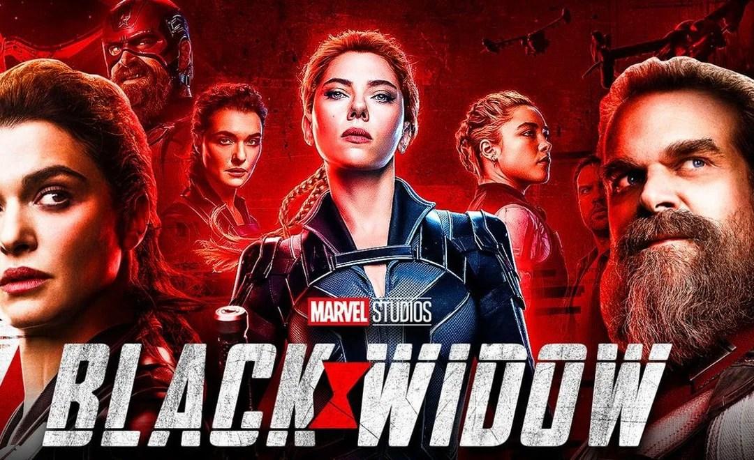 Black Widow llega a Disney+ sin costo extra
