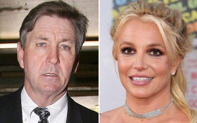 Padre de Britney Spears renuncia a la tutela legal de la cantante