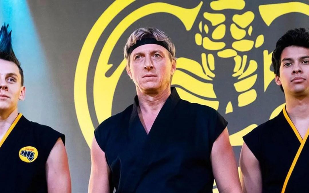 """Cobra Kai"" renueva para una quinta temporada en Netflix"