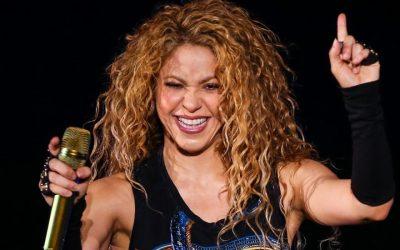 Shakira, y sus hijos realizaron famosa coreografía junto a J Balvin
