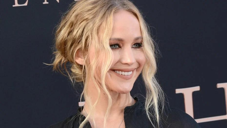 Jennifer Lawrence: será madre por primera vez