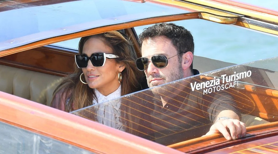 Jennifer Lopez y Ben Affleck revolucionaron Venecia