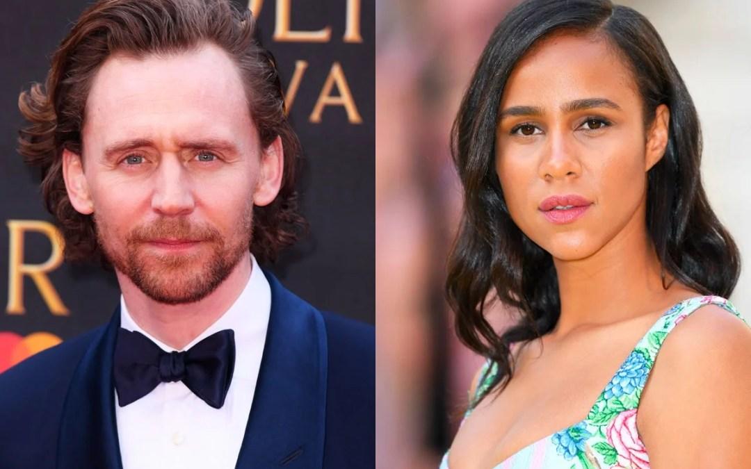 ¡Puro Amor! ¡Tom Hiddleston fue captado con Zawe Ashton en Ibiza!