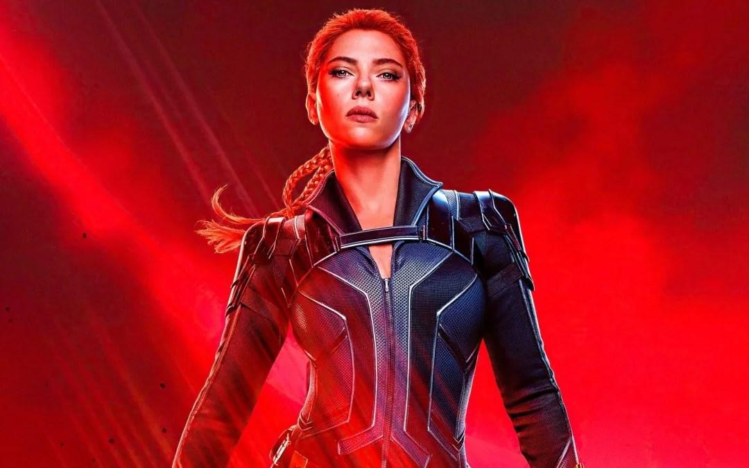 """Scarlett Johansson pidió 100 millones de dólares por el estreno de """"Black Widow"""""""