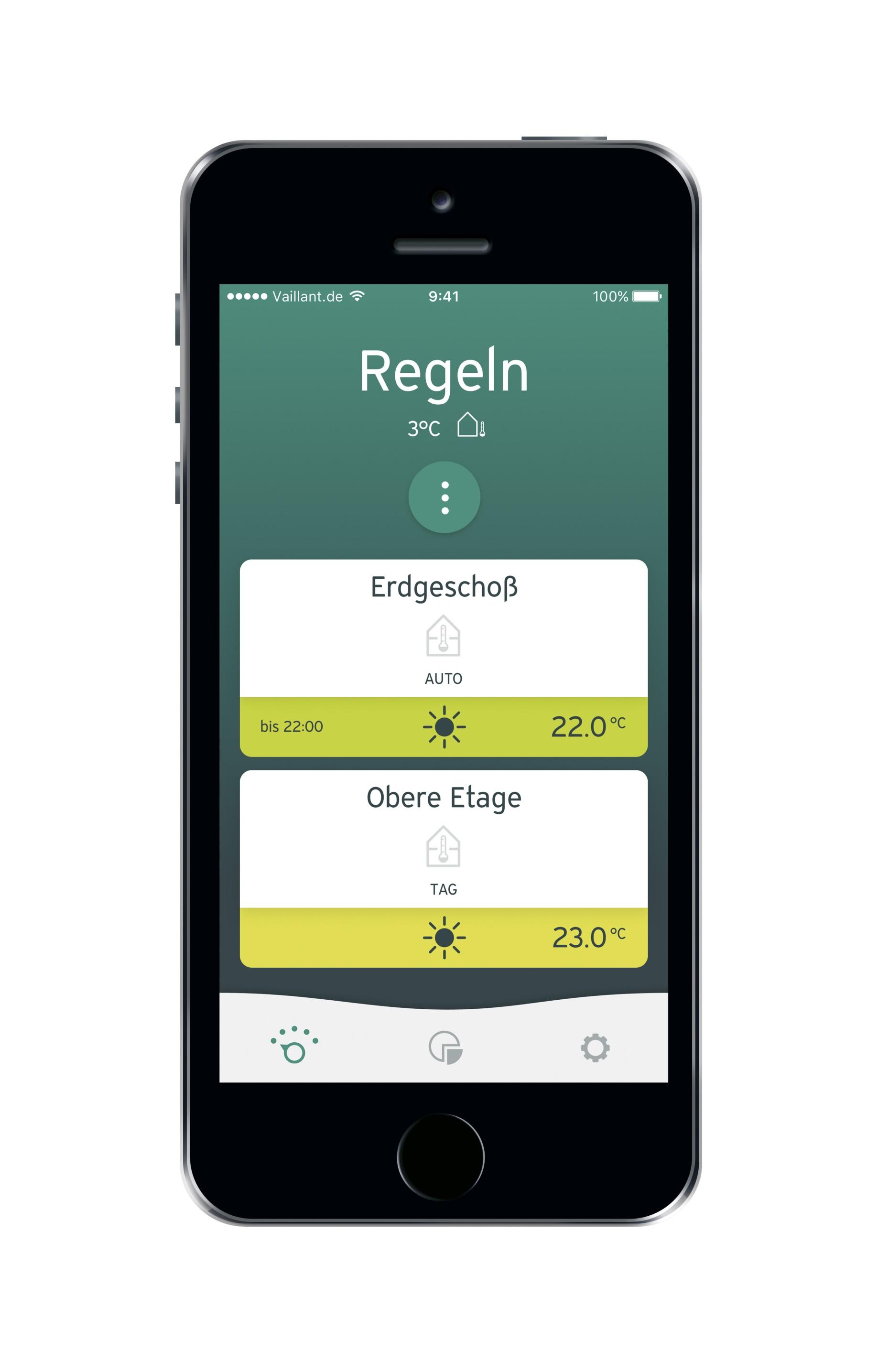 Multimatic App Heizungssteuerung Aus Der Ferne | Vaillant