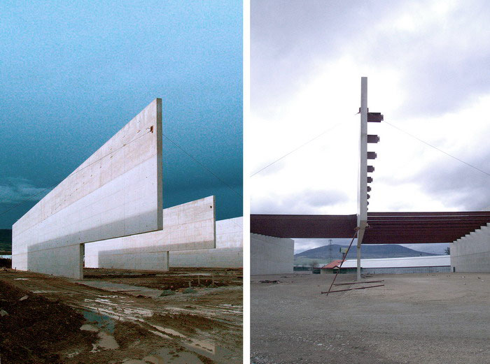Concrete Cantilever Beams  Vaillo  Irigaray Estudio