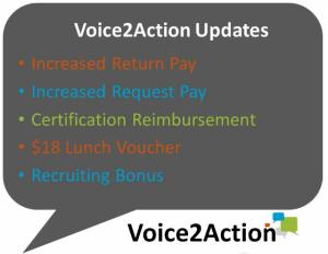 Voice2Action