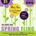 Vail Employee Spring Fling