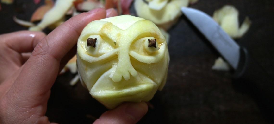 Voodoo-omenat (eli näin minusta tuli kallonkutistaja)
