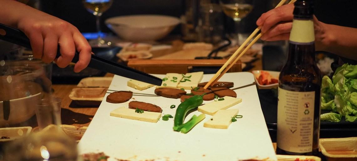 Gogigui! – sosiaalinen illallinen korealaisittain