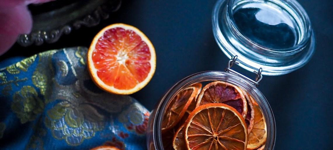 Kuivatut veriappelsiinit (kas näin venyy veriappelsiinisesonki)