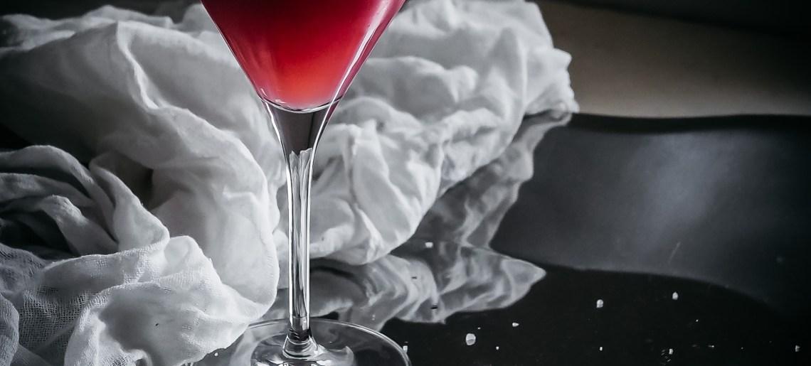 Sitrussesongin vegaaninen gin sour
