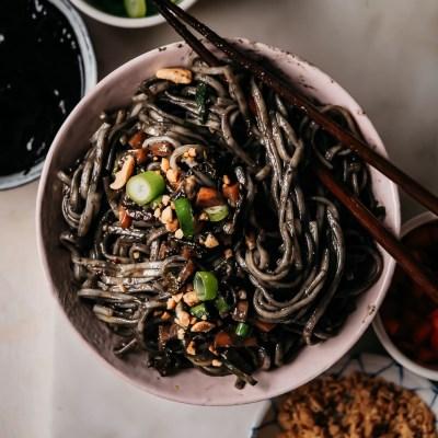 Wuhan hot dry noodles – Re Gan Mian + kotivararesepti x 8