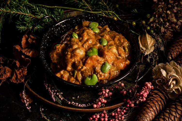 Japanilainen curry currykuutioista