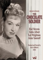 THE CHOCOLATE SOLDIER (Straus) Risë Stevens, Eddie Albert (DVD)