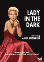 LADY IN THE DARK (Kurt Weill, Moss Hart, Ira Gershwin) (DVD)