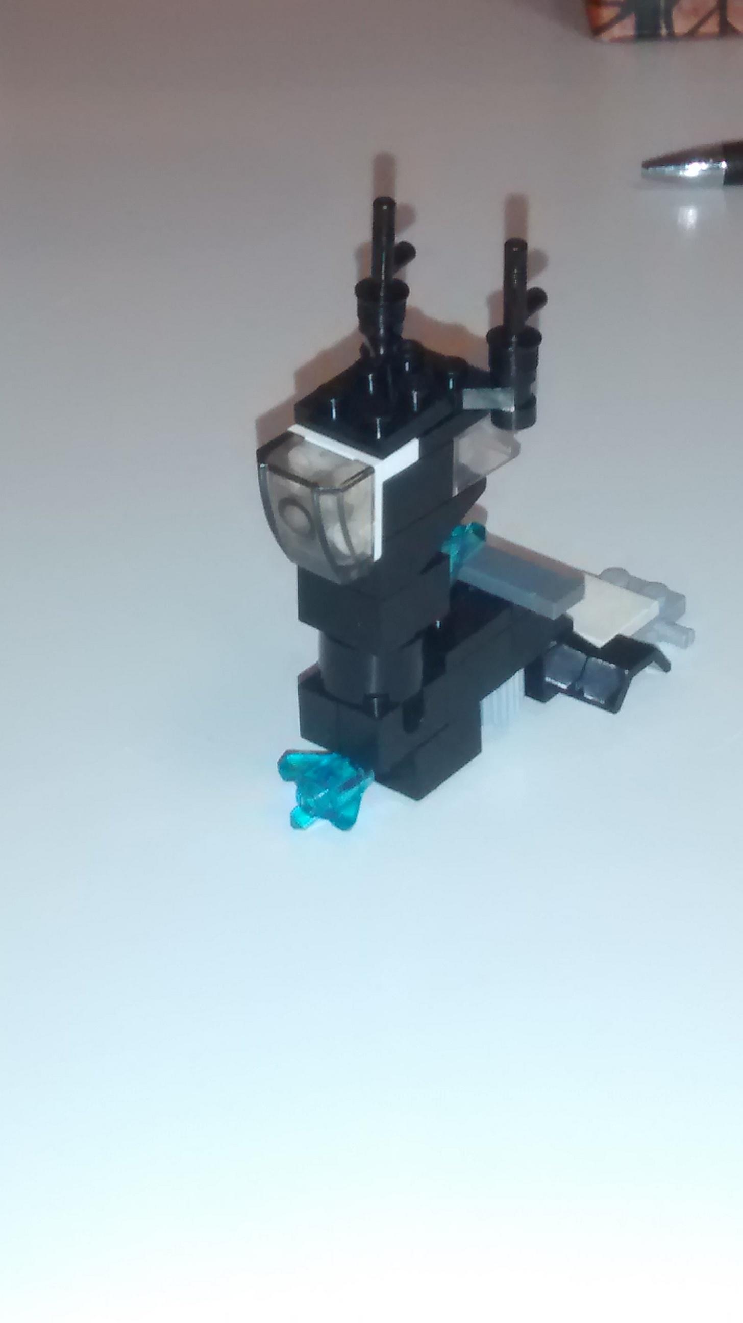 Water Buffalo Robot (Front)