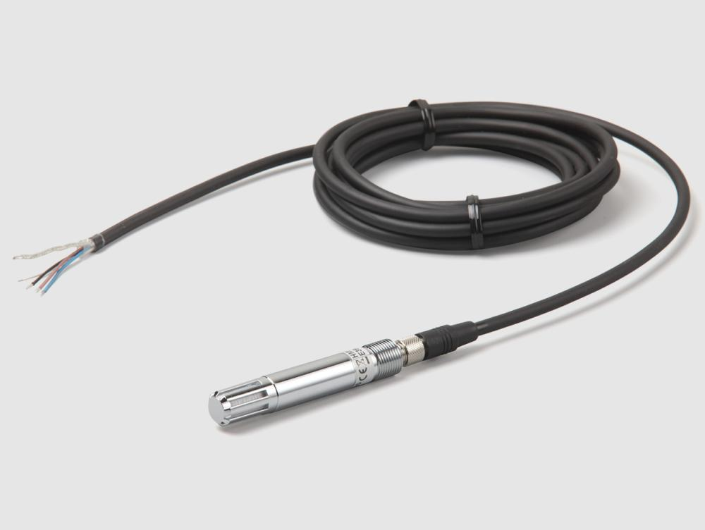 Humidity and Temperature Probe HMP110 with ±1.5%RH accuracy for demanding volume applications | Vaisala