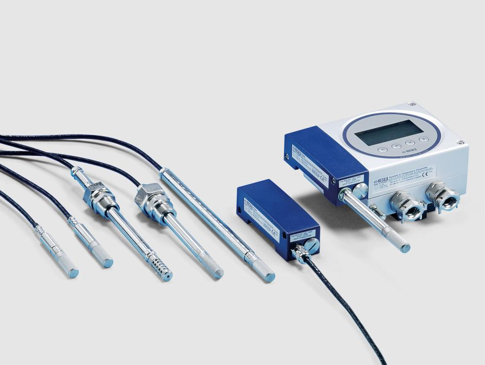 Intrinsically Safe Humidity and Temperature Transmitter Series HMT360 for Hazardous Environments | Vaisala