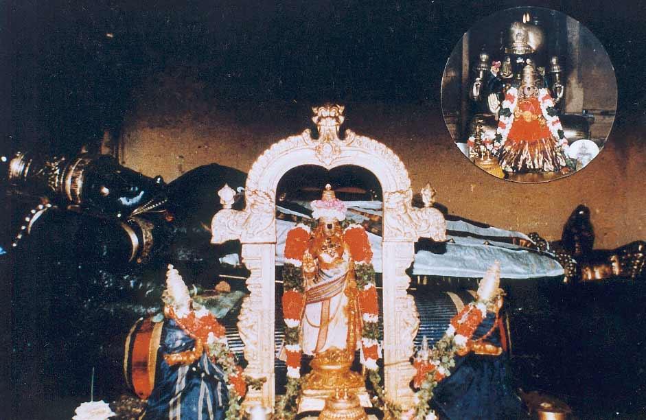 Ranganathar, Sri Rangam