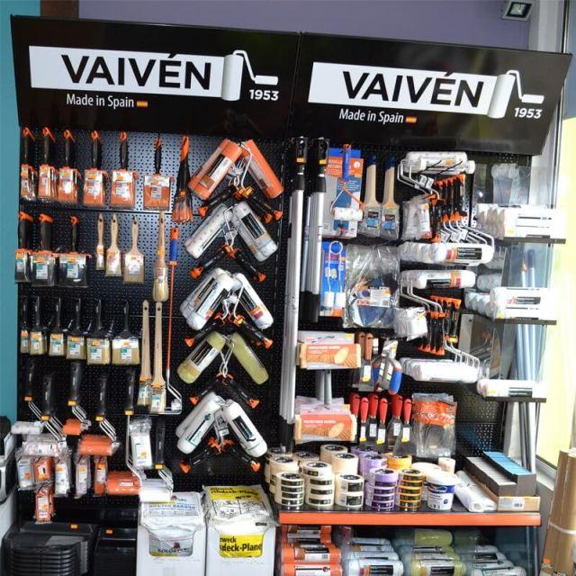 бояджийски инструменти Vaiven
