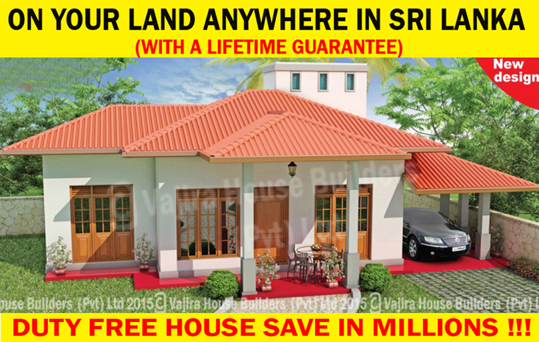 H 1 Vajira House Builders Private Limited Best House