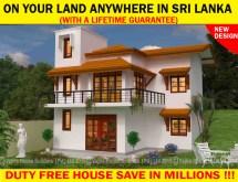 Sri Lanka Vajira House Builders