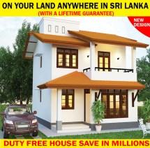 Sri Lanka House Plan Design
