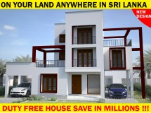 Sri Lanka Home Design House