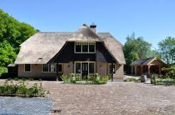 Landhuis De Linde, Nijensleek (Drenthe)
