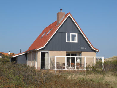 Vakantiehuis Uithof Vlieland