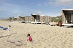 Strandhuisjes, Kijkduin