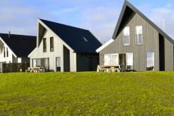 Baayvilla's direct aan Nationaal Park Lauwersmeer