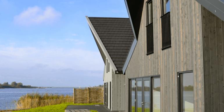 Vakantiehuis Baayvilla's Lauwersmeer