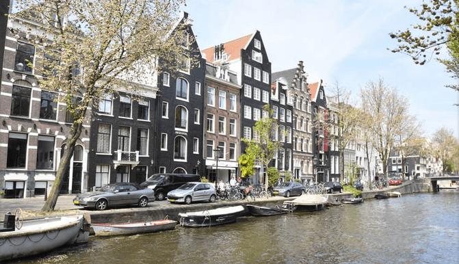 Bed and breakfast Amsterdam Oranje Tulp