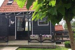 Lakeland Cottage op De Woude (eiland, Noord-Holland)