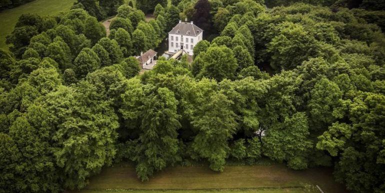 Vakanthuis witte kasteel Noord Brabant Loon op Zand.2
