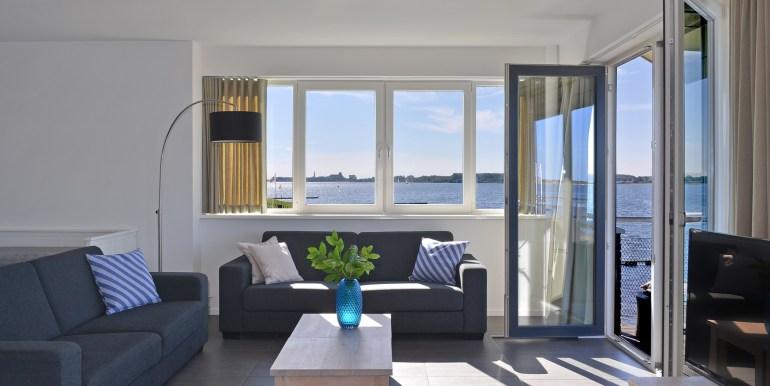 Schotsman Watersport Penthouse vakantiehuis Zeeland 02