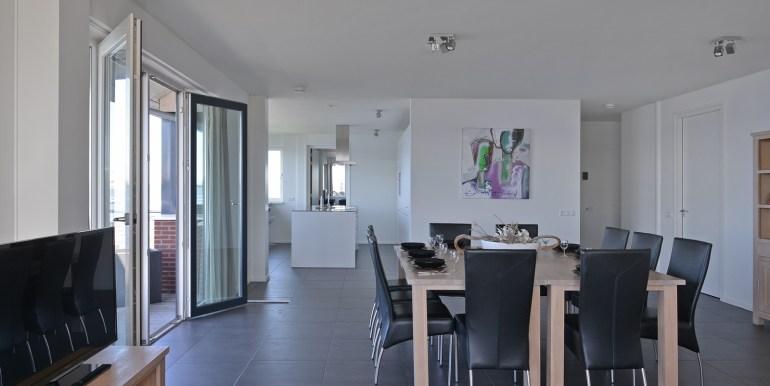 Schotsman Watersport Penthouse vakantiehuis Zeeland 04