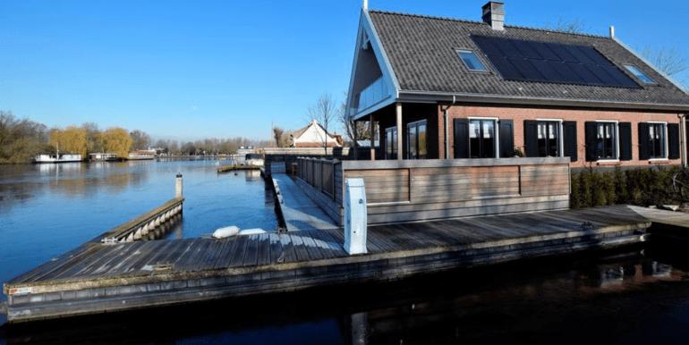 Villa De Kaag vakantiehuis Noord-Holland 01