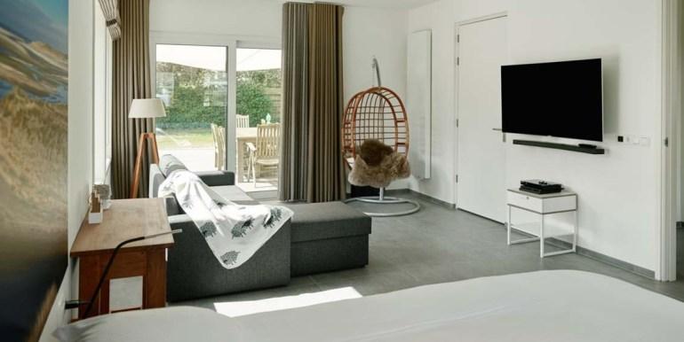 14-persoons vakantiehuis op Texel groepsaccommodatie Villa Duyncoogh met sauna 11