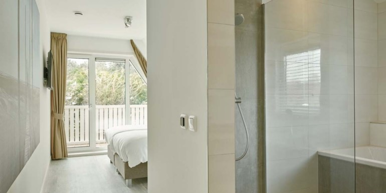 14-persoons vakantiehuis op Texel groepsaccommodatie Villa Duyncoogh met sauna 8