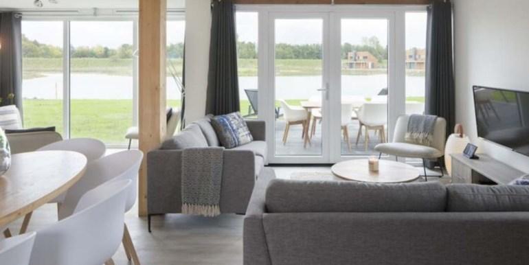 8 persoons vakantiehuis Zeeland Camperveer Veerse Meer.