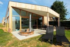 Natuurloft® Water met hottub en jacuzzi | Sint Geertruid (Limburg)